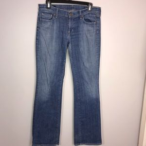 Citizens Of Humanity 31 Jeans Stretch Cut 4712.